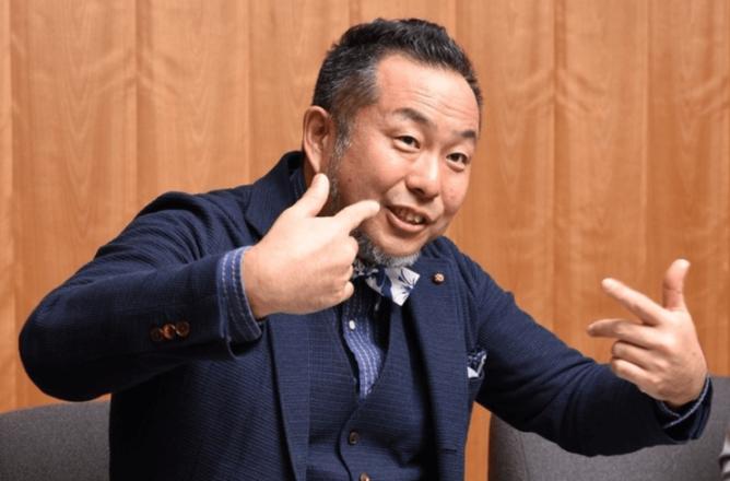株式会社日比谷花壇 代表取締役社長 宮島浩彰