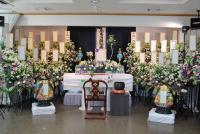 西栄寺・本館でのお葬式