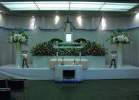 大阪市立瓜破斎場での家族葬