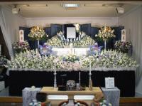 鳳林院第二式場での家族葬