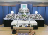 鳳林院でお花の家族葬