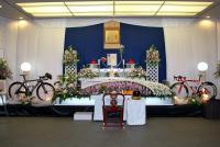 瓜破斎場【親族10名・一般20名】でのお葬式