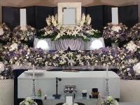 鳳林院第二斎場でお花のお葬式