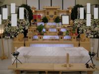かわさき北部斎苑   神式のお葬式