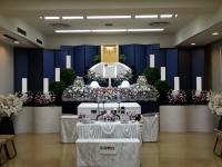 医王寺でお花の友人葬