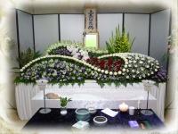 北斎場家族葬