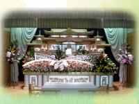 箕面聖苑での一般葬