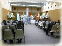 北斎場で宗教法人大本葬
