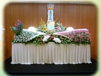 鶴見斎場での家族葬