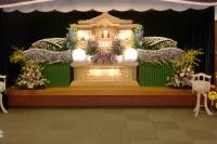 大阪市北斎場での葬儀