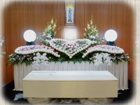 大阪市立鶴見斎場で家族葬