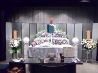 横浜市北部斎場での家族葬プラン(2日間)