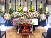 信成会館 家族葬ホールでの家族葬