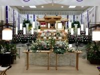 代々幡斎場 ひなたの家族葬 神道式