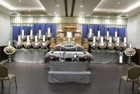 S家 葬儀施工 一例