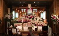 お花で飾る家族葬