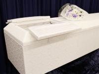 落合斎場で4名の直葬