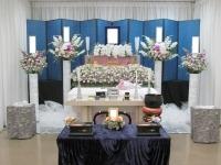 桐ヶ谷斎場で12名の家族葬