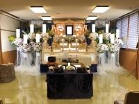 市川市斎場(第二式場)で25名の家族葬