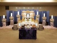 松戸市斎場(1F大式場)で20名の家族葬