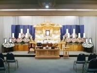 朝霞市斎場で50名の葬式