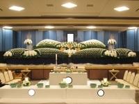 東本願寺 慈光殿で行った社葬