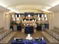 若松地域センター(新宿区)で行った60名のお葬式