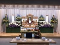 茨木市立斎場での市営葬儀