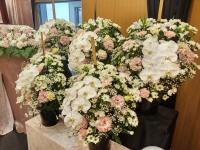 生花で見送る家族葬 神奈川セントラル市民葬祭 厚木市斎場