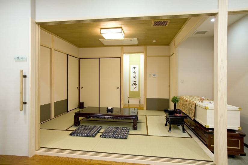 落ち着いた雰囲気の和室 イメージ画像