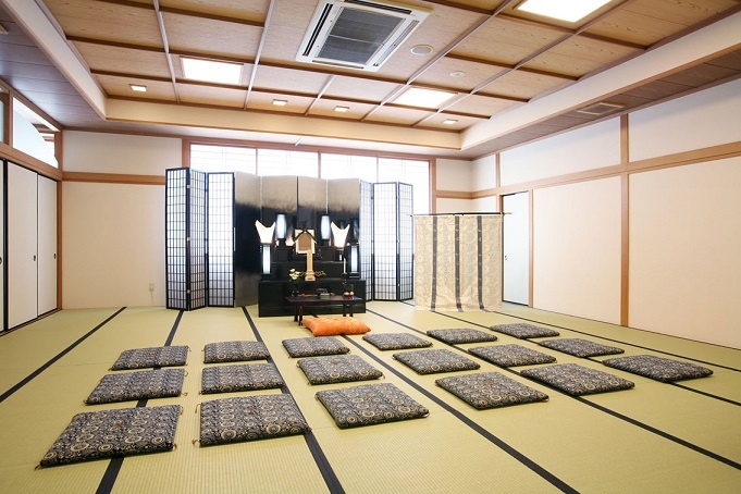 広々とした和室 イメージ画像