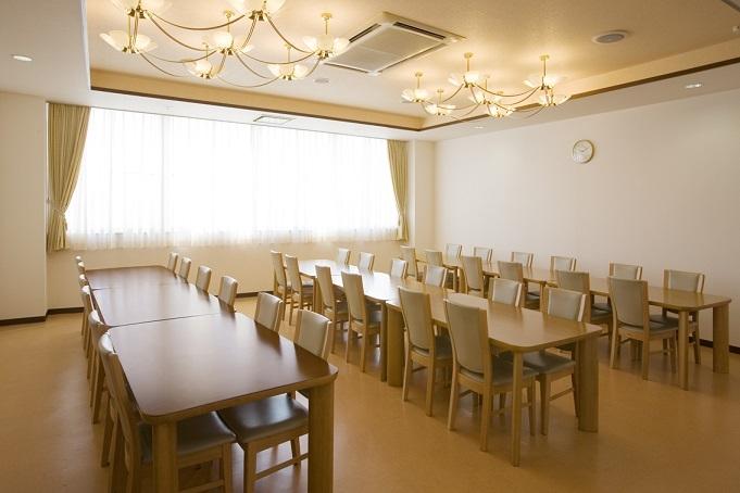 平安会館 守山斎場会食室