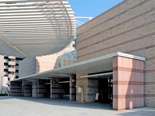 大阪市立 やすらぎ天空館