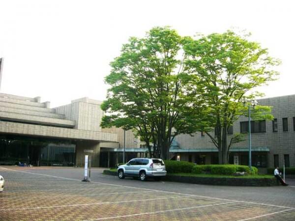 横浜市営戸塚斎場