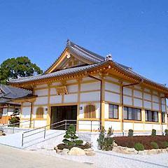 覚王山日泰寺 舎利殿