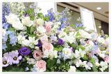 日比谷花壇の大型葬・社葬プラン(500人)